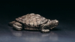 Common snapping turtle, tin, 13 cm, 1986