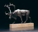 Caribou, tin, 14 cm, 1986