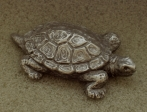 Small turtle, tin, 6 cm, 1983