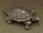 Small turtle, tin, 6 cm, 1983